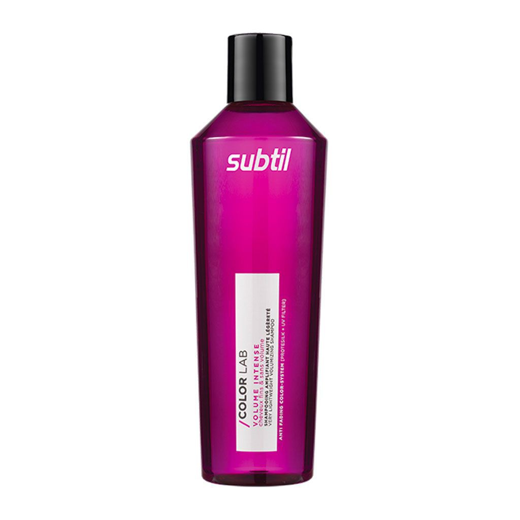 Shampooing amplifiant haute légèreté Volume Intense Color Lab - Subtil - 300 ml