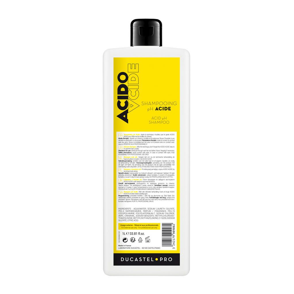 Shampooing apr s-couleur ou d´coloration EPH - Ducastel Pro - 1 L