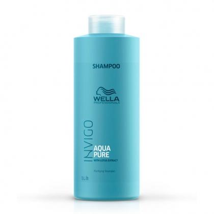 Shampooing Aqua Pure Balance Invigo - Wella Professionals - 1 L