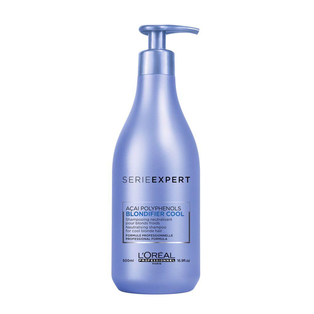 Shampooing Blondifier Cool Série Expert - L\'Oréal Professionnel - 500 ml