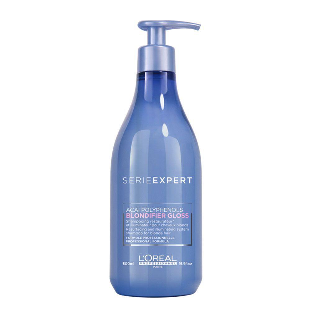 Shampooing Blondifier Gloss Série Expert - L\'Oréal Professionnel - 500 ml