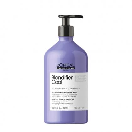 Shampooing Blondifier Neutralisant Cool Série Expert