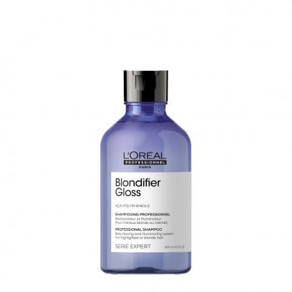 Shampooing Blondifier Restaurateur Gloss Série Expert