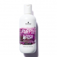 Shampooing Bold Color Wash - Schwarzkopf Professional - 300 ml