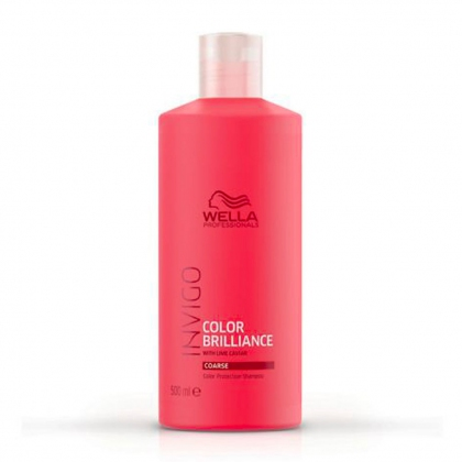 Shampooing Color Brilliance, cheveux épais Invigo - Wella Professionals -
