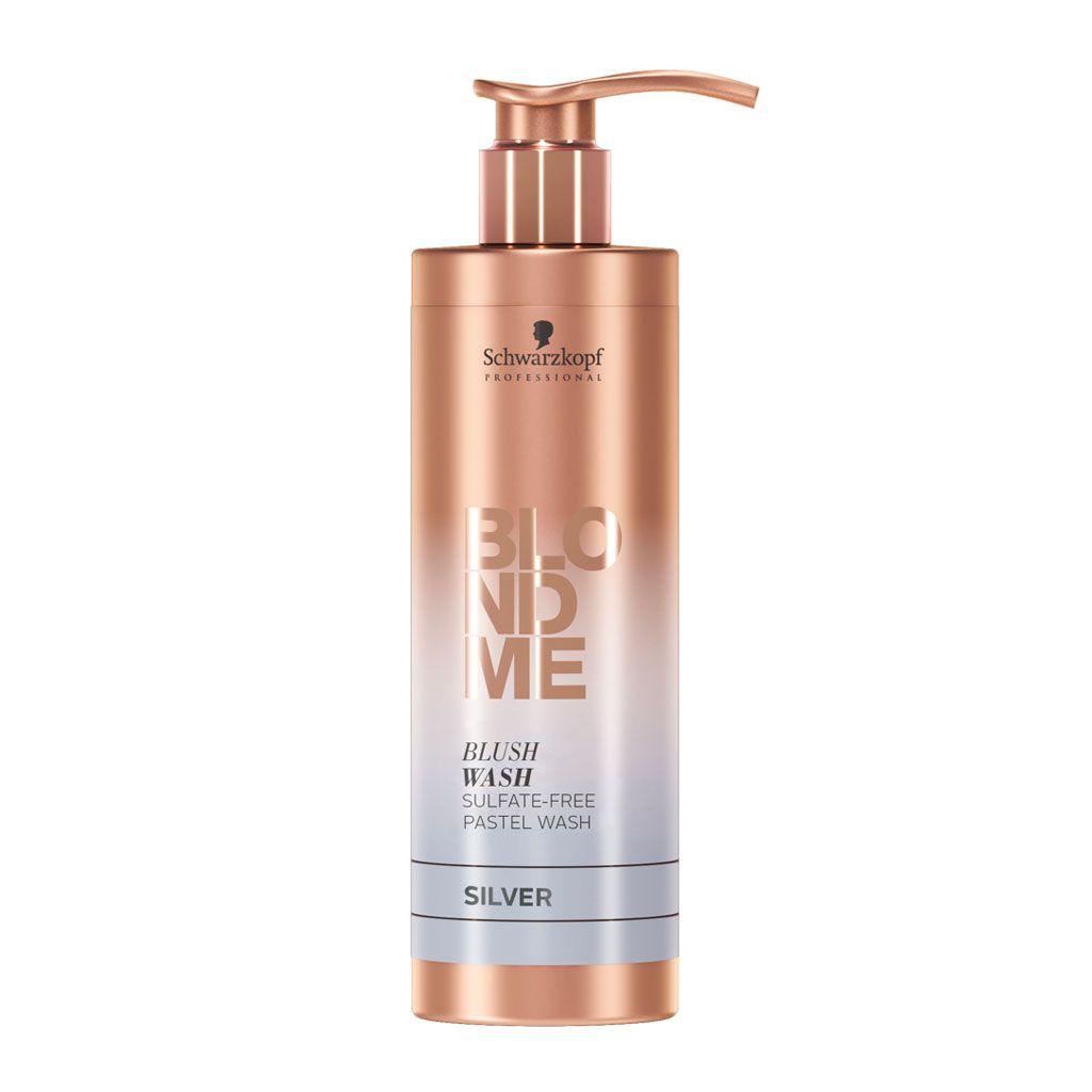 Shampooing Coloré Pastellisant BlondMe - Schwarzkopf Professional - 300 ml