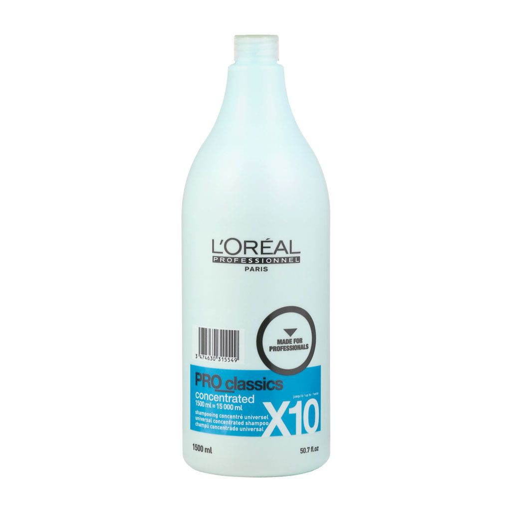 Shampooing Concentrated Pro_classics - L\'Oréal Professionnel - 1500 ml