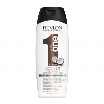 Shampooing Conditioner Uniq One Coconut 2en1