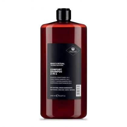 Shampooing conditionneur 2 en 1 Man\'s Ritual