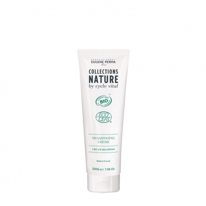 Shampooing Crème Bio Collections Nature by Cycle Vital - Eugène Perma Professionnel - 200 ml