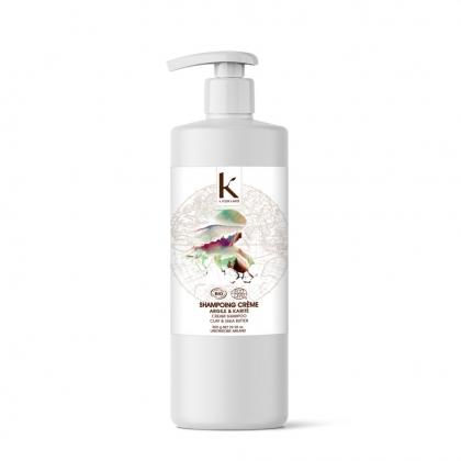 Shampooing Crème