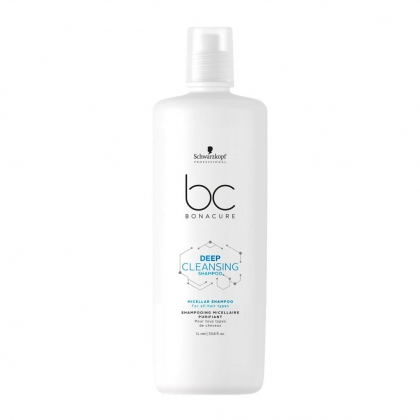 Shampooing Deep Cleansing BC Bonacure - Schwarzkopf Professional - 1 L