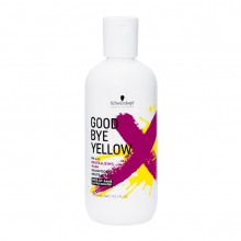 Shampooing déjaunissant GoodBye Yellow - Schwarzkopf Professional - 300 ml