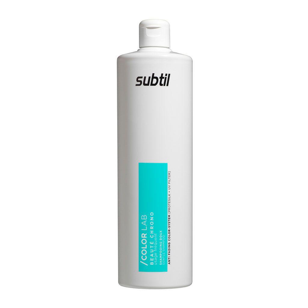 Shampooing doux Beauté Chrono usage fréquent Color Lab - Subtil - 1 L