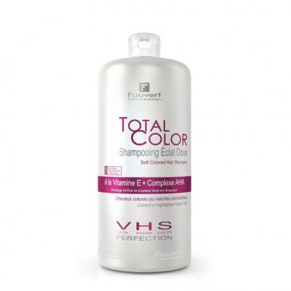 Shampooing Éclat Doux Total Color VHS
