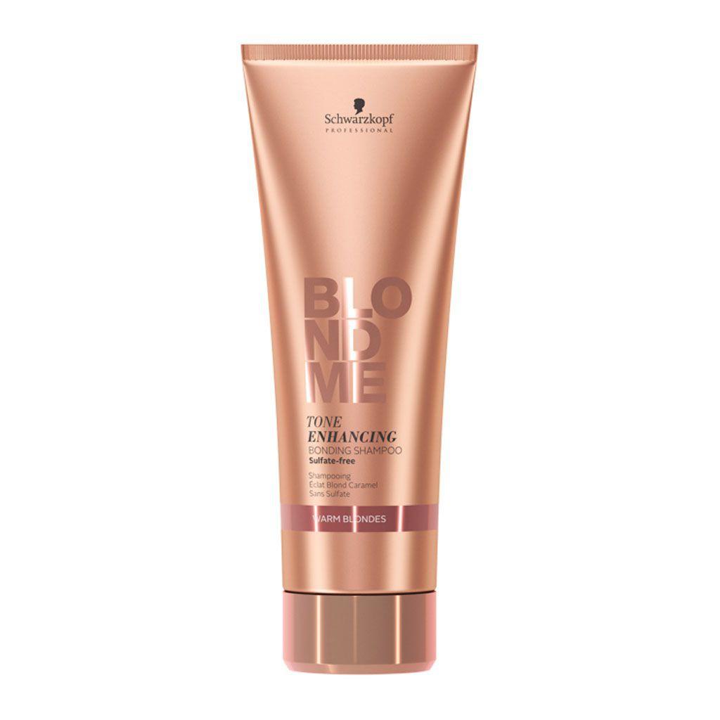 Shampooing Éclat du Blond Caramel BlondMe - Schwarzkopf Professional - 250 ml