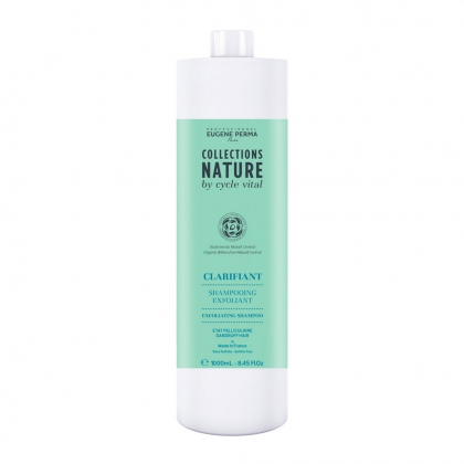 Shampooing Exfoliant Collections Nature by Cycle Vital - Eugène Perma Professionnel - 1 L
