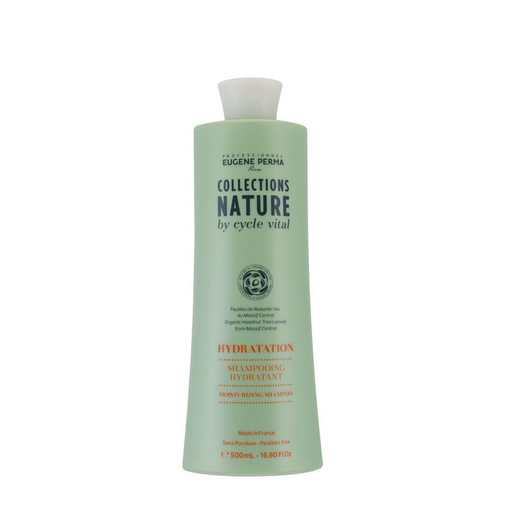 Shampooing Hydratant Collections Nature by Cycle Vital - Eugène Perma Professionnel - 500 ml