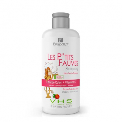 Shampooing Les P\'tits Fauves VHS