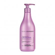 Shampooing Liss Unlimited Série Expert - L\'Oréal Professionnel - 500 ml