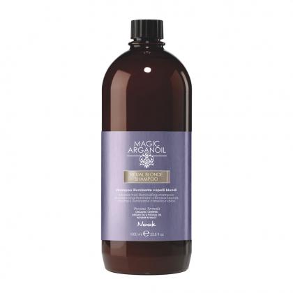 Shampooing Magic Arganoil Ritual Blonde