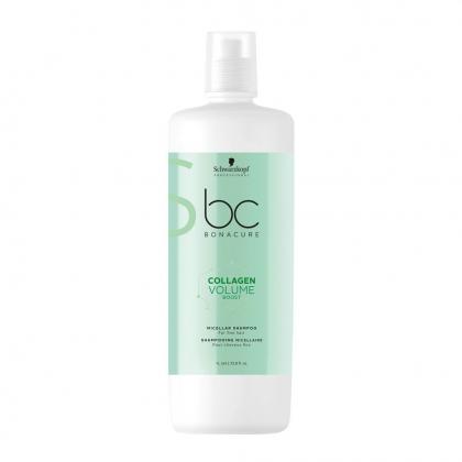 Shampooing micellaire Collagen Volume Boost BC Bonacure - Schwarzkopf Professional - 1 L