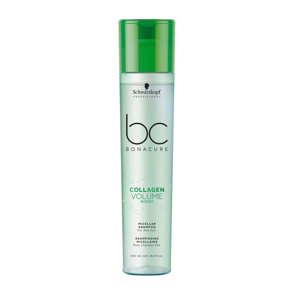 Shampooing micellaire Collagen Volume Boost BC Bonacure - Schwarzkopf Professional - 250 ml