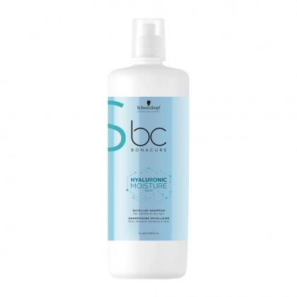 Shampooing Micellaire Hyaluronic Moisture Kick BC Bonacure - Schwarzkopf Professional - 1 L