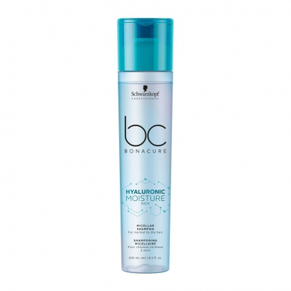 Shampooing Micellaire Hyaluronic Moisture Kick BC Bonacure - Schwarzkopf Professional - 250 ml