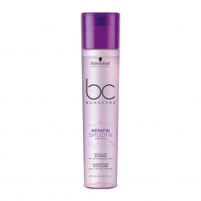 Shampooing Micellaire Keratin Smooth Perfect BC Bonacure - Schwarzkopf Professional - 250 ml