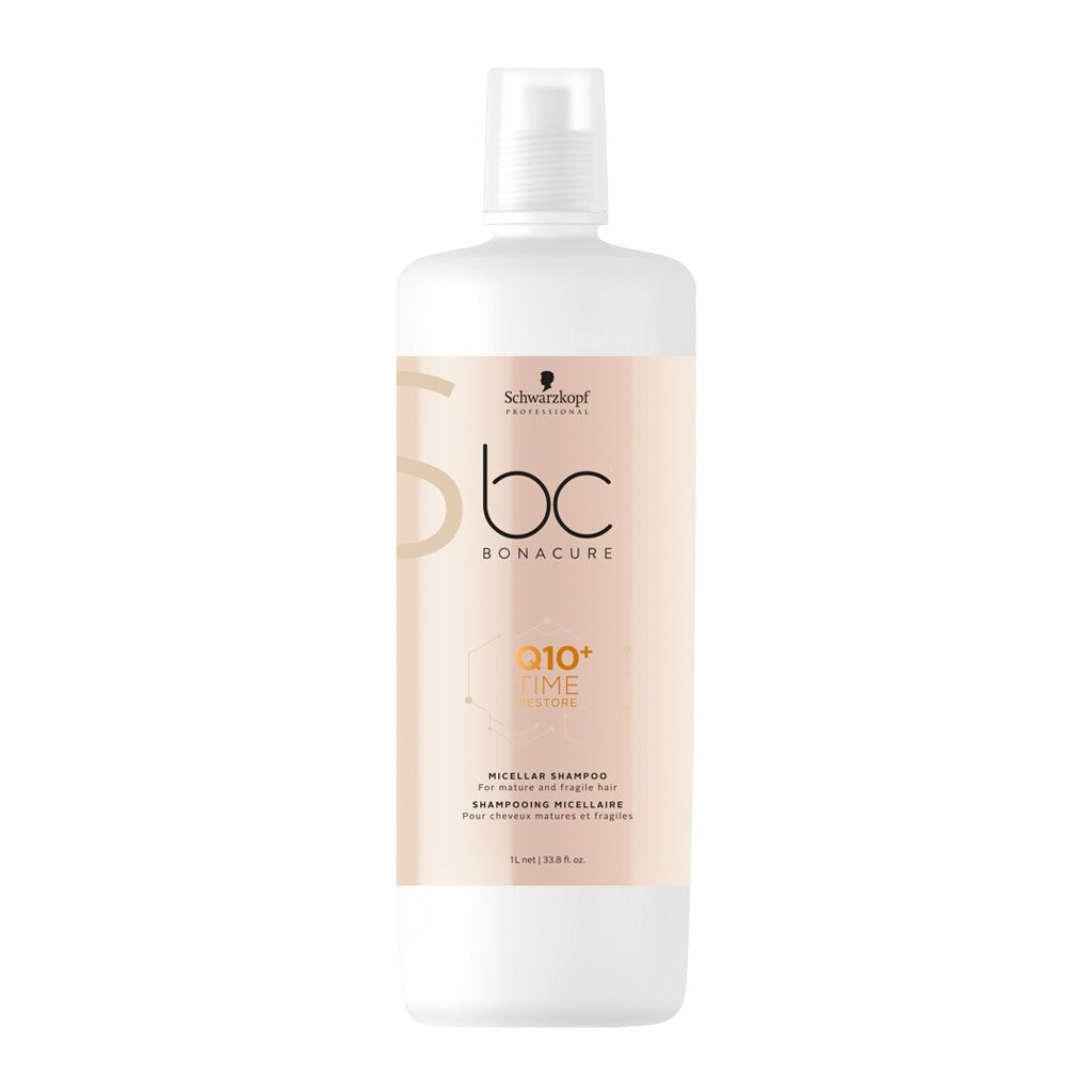 Shampooing Micellaire Q10+ Time Restore BC Bonacure - Schwarzkopf Professional - 1 L
