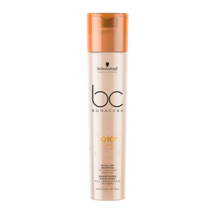 Shampooing Micellaire Q10+ Time Restore BC Bonacure - Schwarzkopf Professional - 250 ml