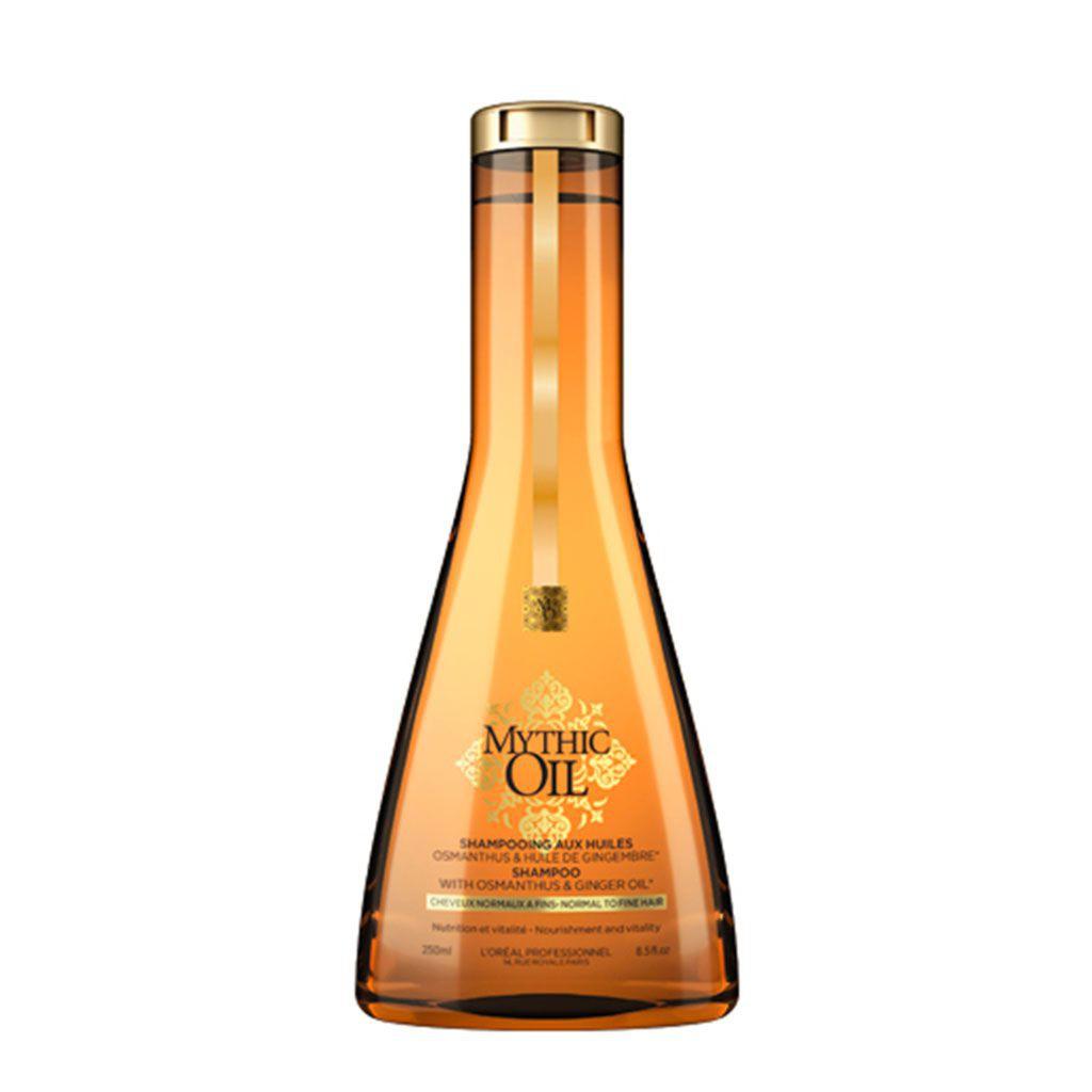 Shampooing Mythic Oil pour cheveux fins - L\'Oréal Professionnel - 250 ml