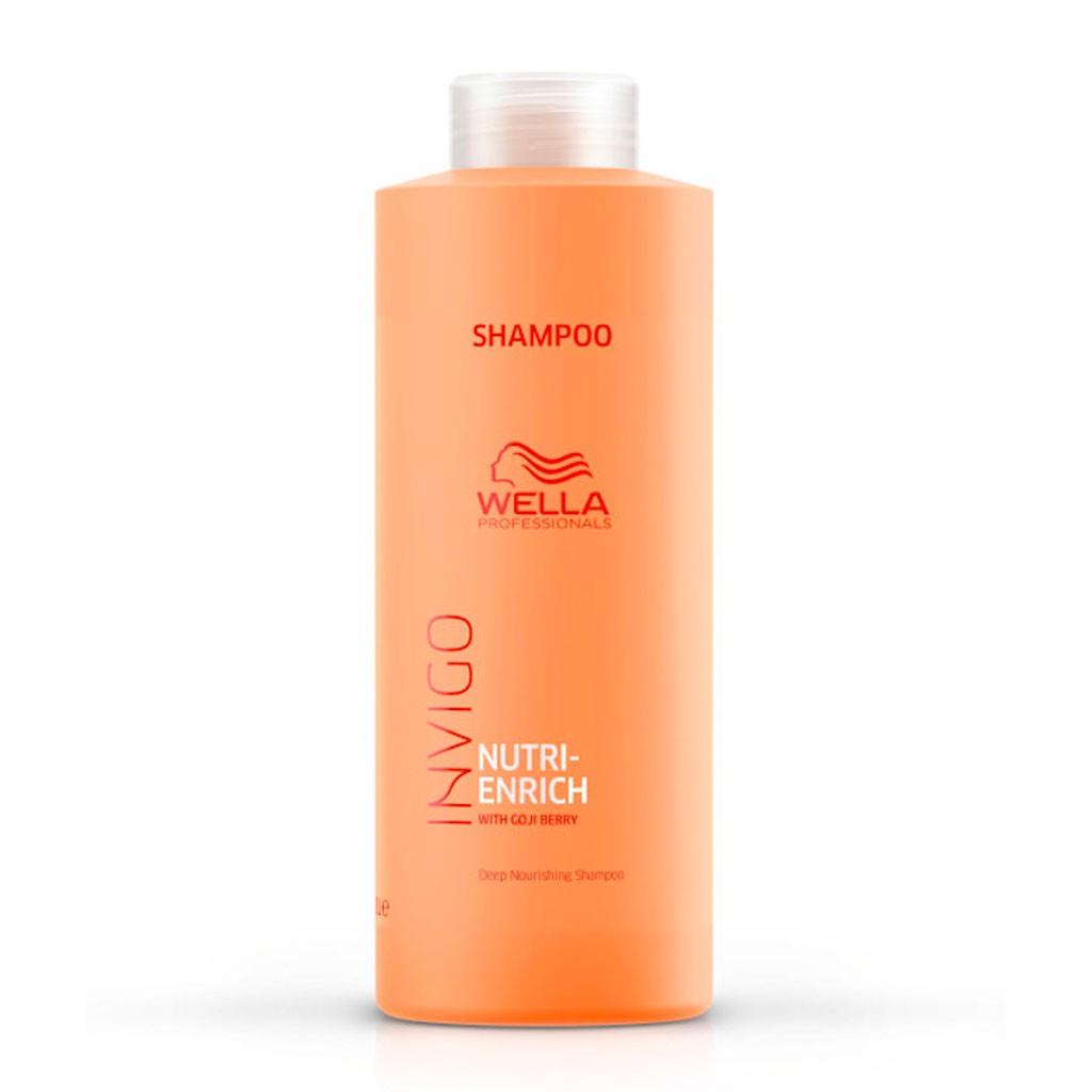 Shampooing Nutri-Enrich Invigo - Wella Professionals - 1 L