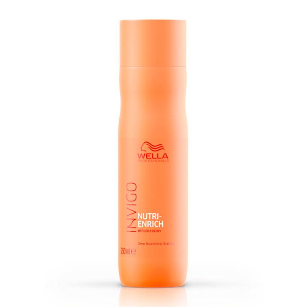 Shampooing Nutri-Enrich Invigo - Wella Professionals - 250 ml