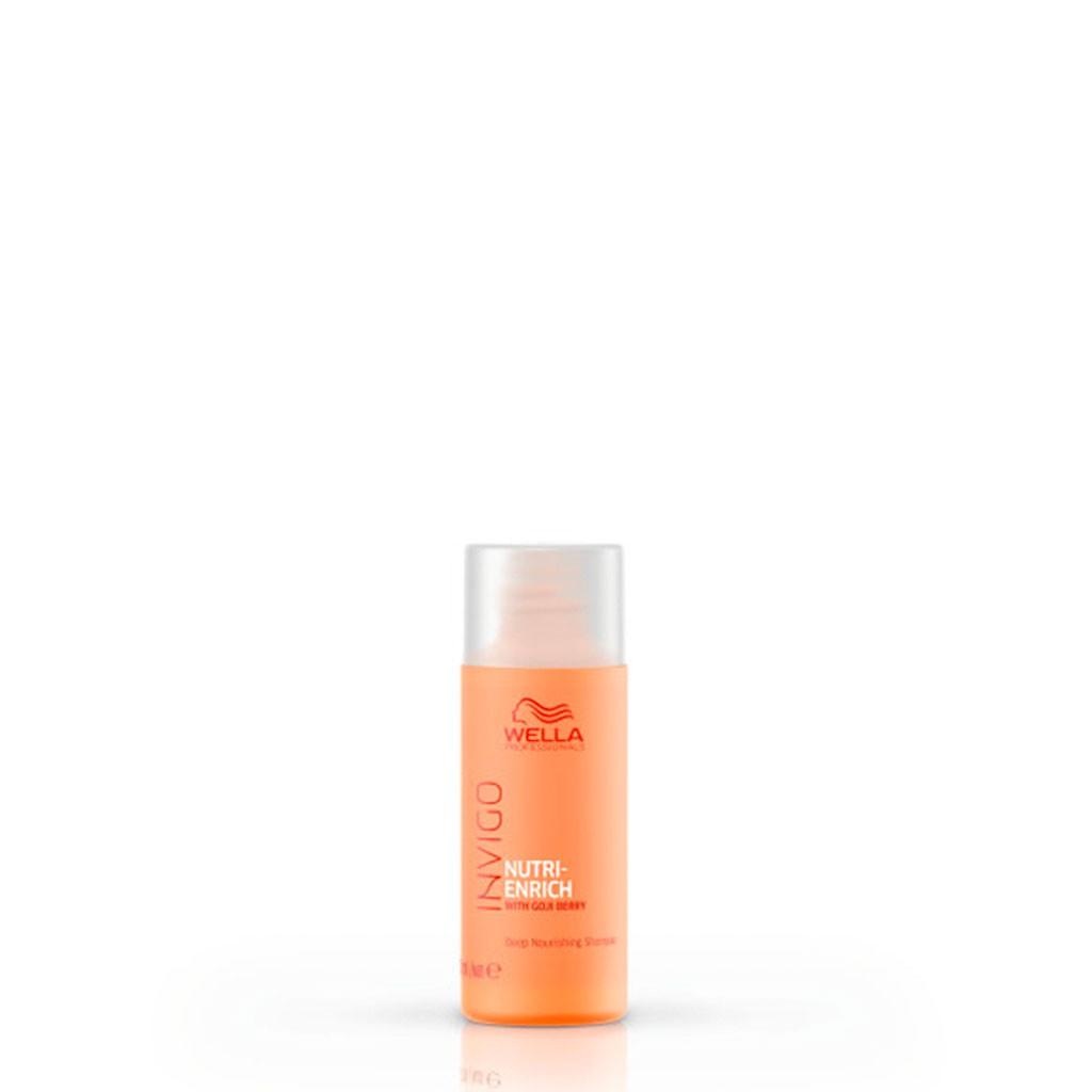 Shampooing Nutri-Enrich Invigo - Wella Professionals - 50 ml