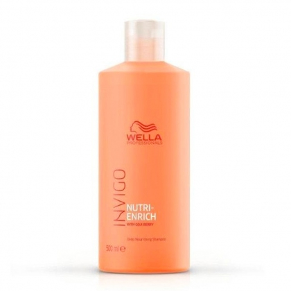 Shampooing Nutri-Enrich Invigo - Wella Professionals - 500 ml