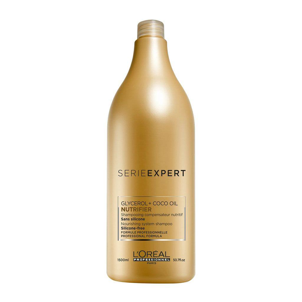 Shampooing Nutrifier Série Expert - L\'Oréal Professionnel - 1500 ml
