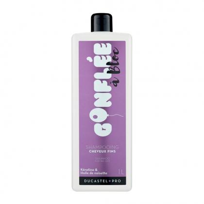 Shampooing pour cheveux fins Gonfl´e ? Bloc - Ducastel Pro - 1 L