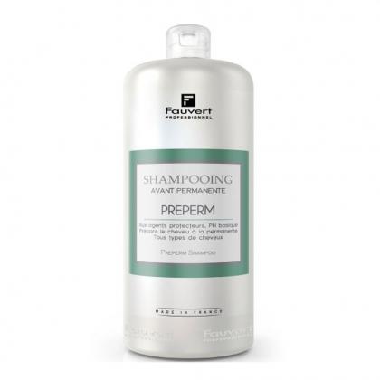 Shampooing Pré-perm