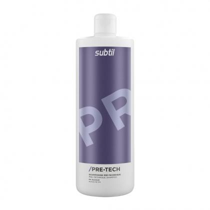 Shampooing pré-technique