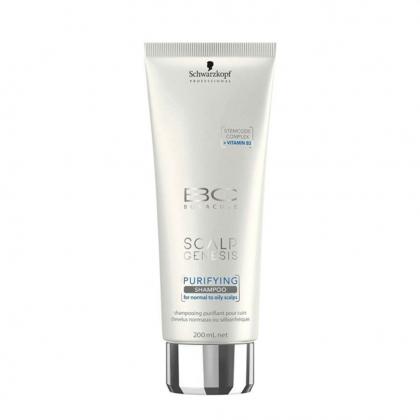 Shampooing purifiant BC Scalp Genesis - Schwarzkopf Professional - 200 ml