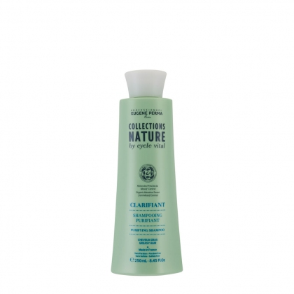Shampooing Purifiant Collections Nature by Cycle Vital - Eugène Perma Professionnel - 250 ml