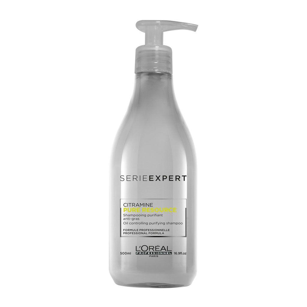 Shampooing purifiant Pure Ressource Série Expert - L\'Oréal Professionnel - 500 ml