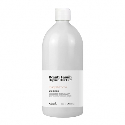 Shampooing reconstituant Maqui & Cocco Beauty Family
