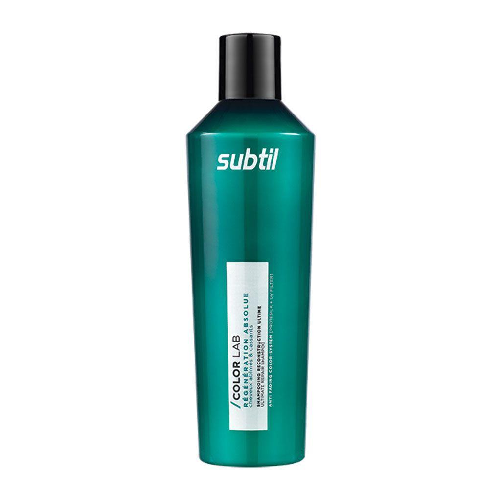 Shampooing reconstruction ultime Régénération Absolue Color Lab - Subtil - 300 ml