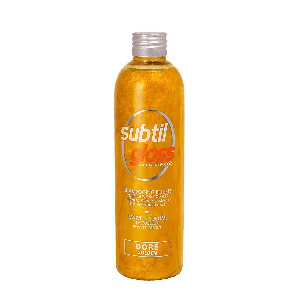 Shampooing Reflets pour cheveux colorés Gloss - Subtil - 250 ml