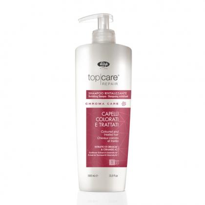 Shampooing Revitalisant Cheveux Colorés et Traités - Top Care
