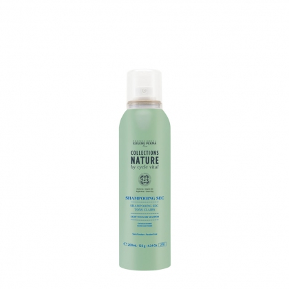 Shampooing Sec Collections Nature by Cycle Vital - Eugène Perma Professionnel - 200 ml