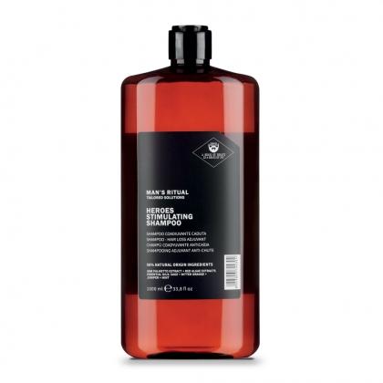 Shampooing stimulant anti-chute Man\'s Ritual
